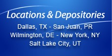 Gold Bullion Depositories